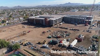 May 2018 Construction Update | Grand Canyon University