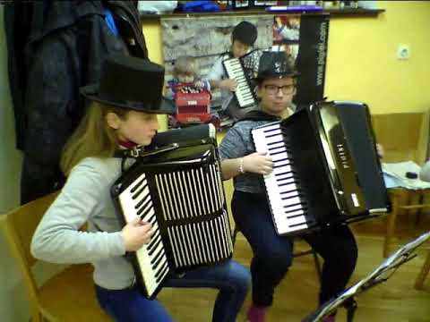 Squeezebox Circle Vancouver Accordion - Homework