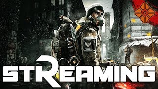 The Division 🔴 Late Night Survival   Pushing the Time Limit   PC Gameplay 1080p 60fps