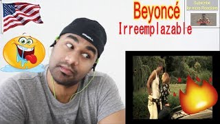 BEYONCé - Irreemplazable | INDIAN REACTS TO SPANISH(AM/LATIN) MV