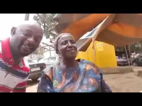 Funny Story of A Woman that she is Selling Herbal Medicine #Herbalmedicine