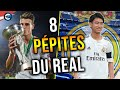 🇪🇸 Les 8 futures pépites du REAL MADRID