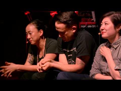 Behind-the-scenes as Xiu Xiu plays the music of David Lynch's Twin Peaks