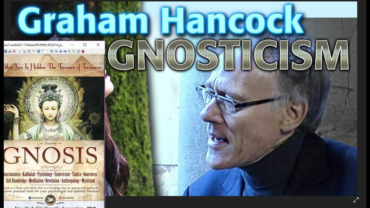 Graham Hancock - The Demiurge, Archons, and Gnosticism
