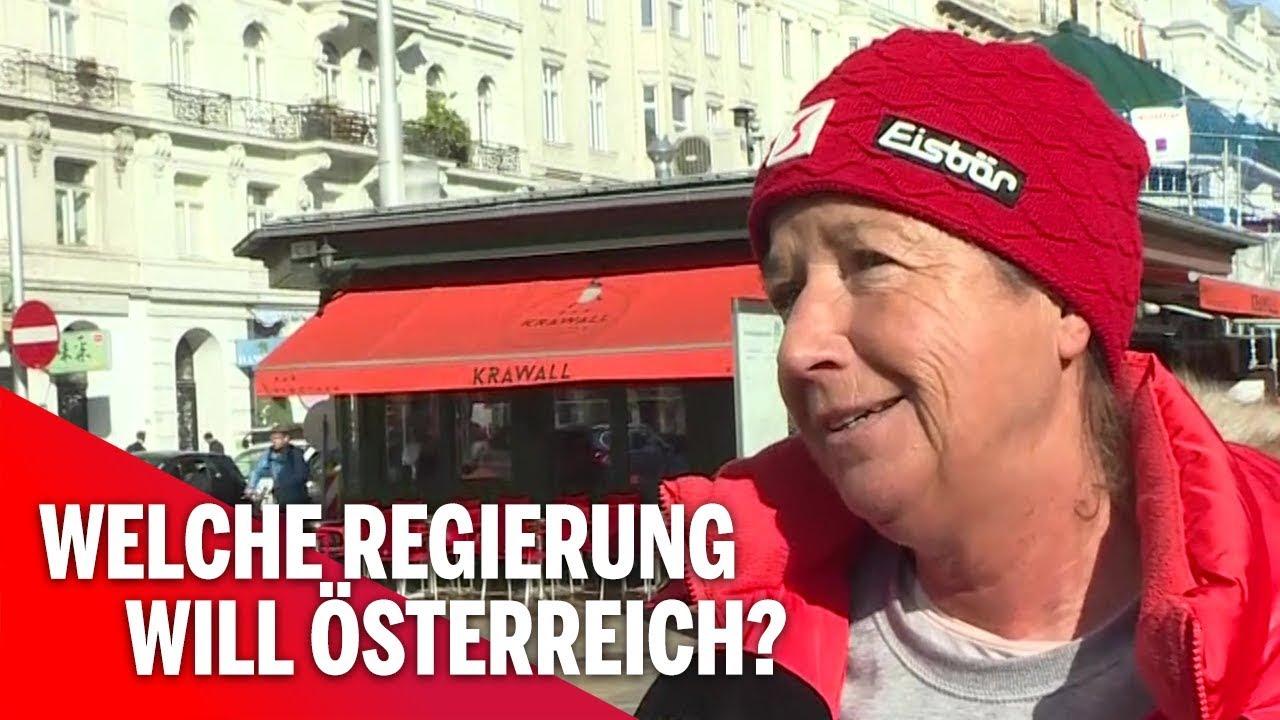 Regierung österreich