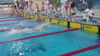Первенство СПб 2020 по плаванию Мастерс, эстафета 4х50 вс смешанная