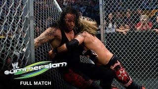 FULL MATCH - Undertaker vs. Edge - Hell in a Cell Match: SummerSlam 2008