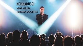 Keikkabussi jakso 1: Mikko Harju @Kalajoki