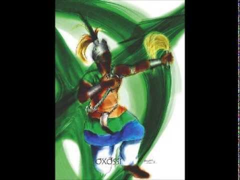 Oxóssi-Odé Komorodé