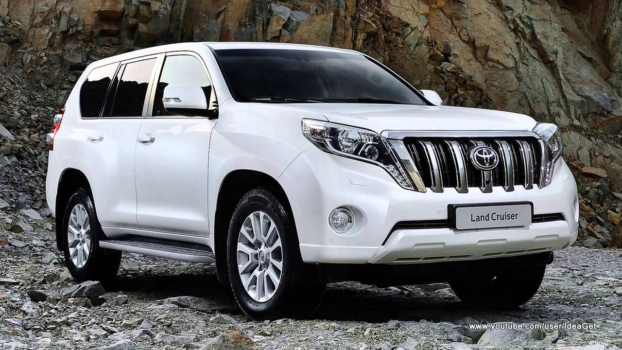 2014 Toyota Land Cruiser Interior And Exterior Preview Youtube