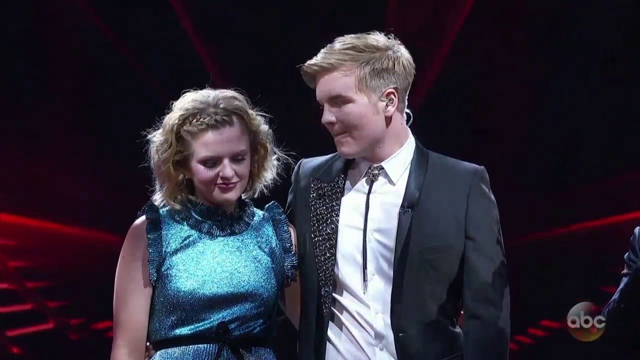 American Idol crowns first ever 'at home' winner