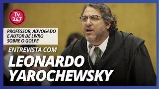 Baixar TV 247 entrevista Leonardo Yarochewsky