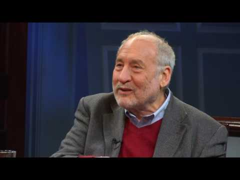 Nobel Laureate Joseph Stiglitz on the US Standard of Living