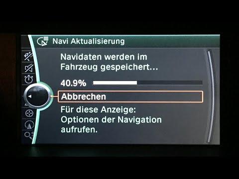 BMW IDrive Maps Update