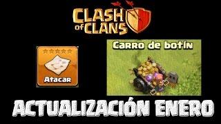 -= CLASH OF CLANS =- Actualización Enero