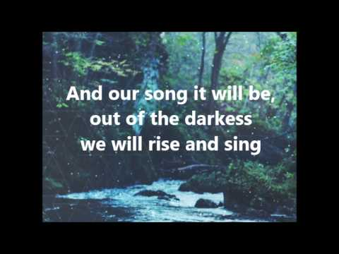 He Is Faithful - Lyrics Video (Lucas Christian Academy Version)