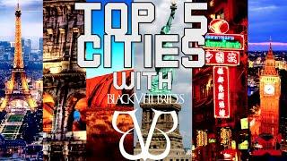 Black Veil Brides Name Top 5 Cities