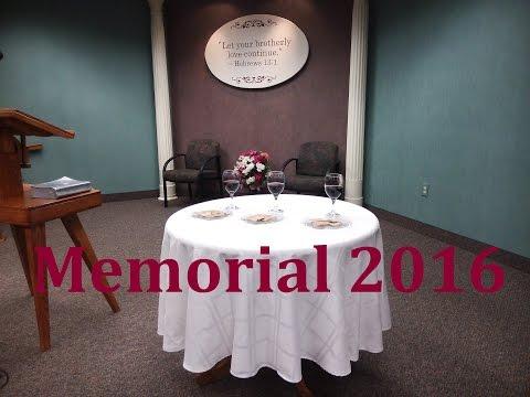 Taking Back the Memorial 2016