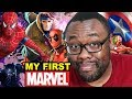 MY FIRST MARVEL - Thor, Hulk, Iron Man, Deadpool, X-Men | Andre Black Nerd