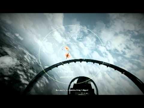 Battlefield 3 Jet Mission