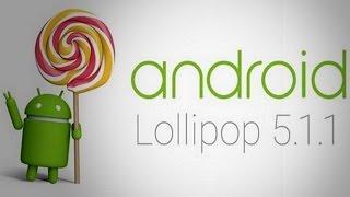 Обзор прошивки Android 5.1.1 Lolipop на телефоне Samsung Galaxy S3 Neo GT-I9301I