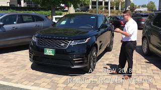 Cole European   2018 Range Rover Velar R-DYNAMIC SE P380