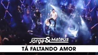 Play Ta Faltando Amor (Live)