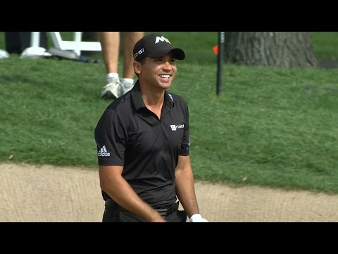 Jason Day's top-5 shots from the 2015 BMW Championship.