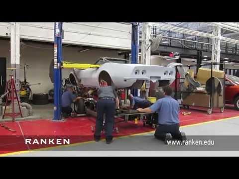 Vintage Auto Restoration: Time Lapse #1 - Ranken Technical College