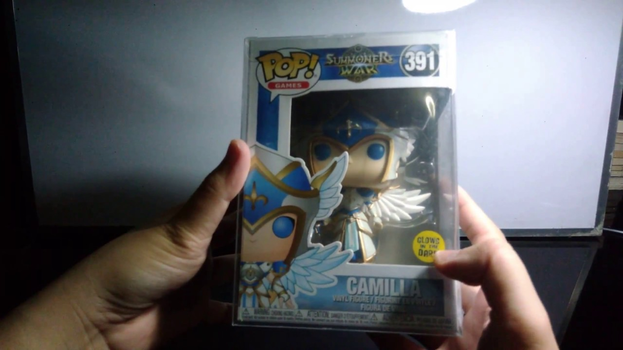 Camilla Pop! Summoners War Funko