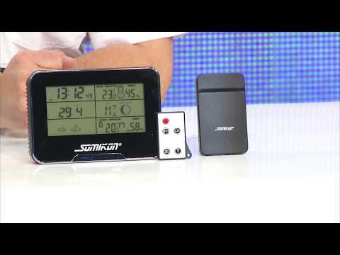 somikon-full-hd-Überwachungskamera-mit-funk-wetterstation