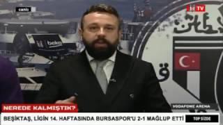 BJK TV'DE PATLAMA ANI