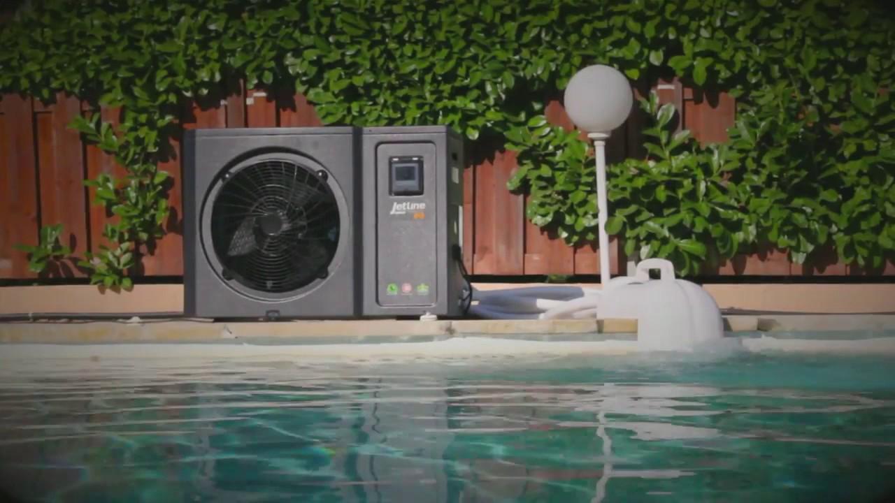 Poolex uconnect ou comment installer sa pompe chaleur de for Pompe a chaleur ou rechauffeur pour piscine