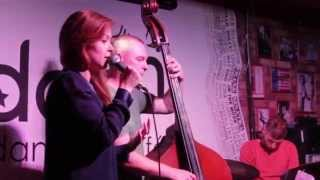"""Good Morning Heartache"" Ksenia Kohan & Stanislav Dolzhkov Trio Live @ Hidden Bar, 02 09 14"
