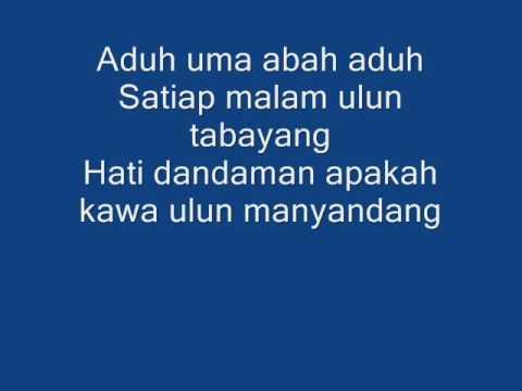 Perawan Kalimantan Lirik