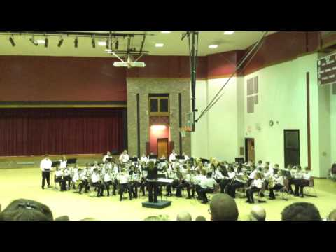 "Prattville Junior High School Christmas Concert | ""Sleigh Ride"""