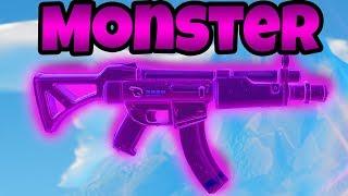 SIE IST EIN MONSTER! | (Fortnite mit neuer SMG) | Fortnite Battle Royale