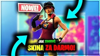 FREE SKIN FOR EVERYONE! HOW TO GET?! -Fortnite Battle Royale