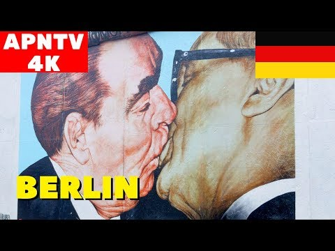 Berlin Germany 4K Vlog