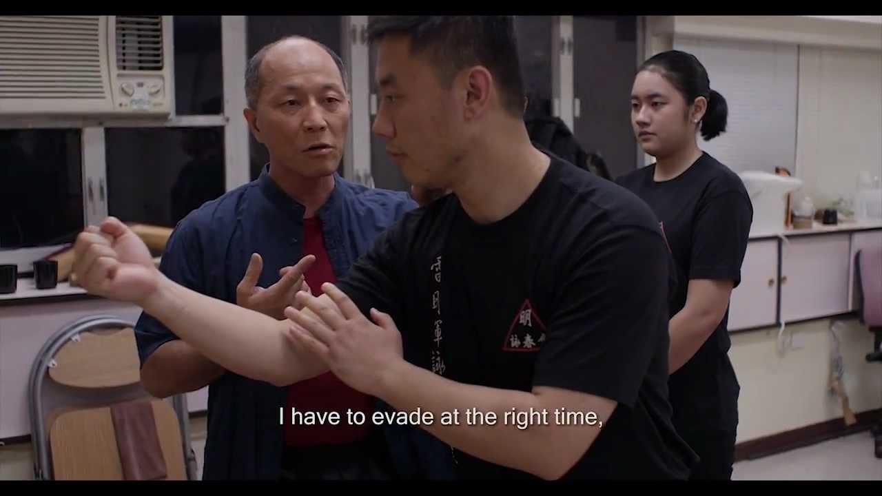 《詠春拳法紀錄片》