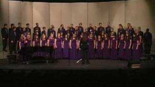 Kamiak Kantorei Choir Sings Nelly Bly On 10.21.2009