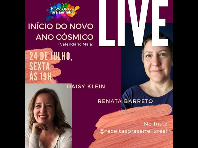 O Novo Ano Cósmico - por Renata Barreto