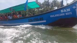 The Dolphin Boat Ride, Goa #travel #explore #beachlife #goatourism #international #tourism