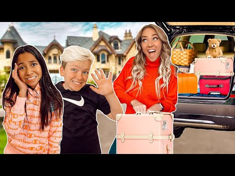 MOViNG my SiSTER and BRoTHER OUT to LiVE with ME... In College! *WHAT?!