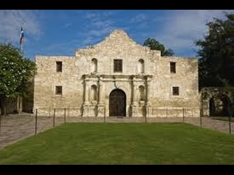 The Truth behind What Really Happened at the Alamo.