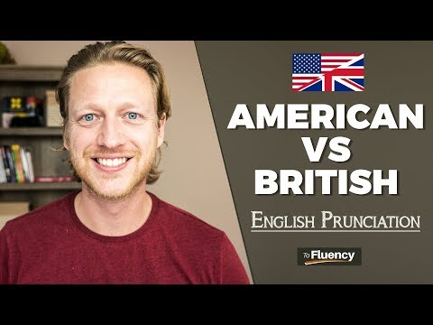 British vs American English Pronunciation: 3 Words that Americans Don't Understand when I Say Them