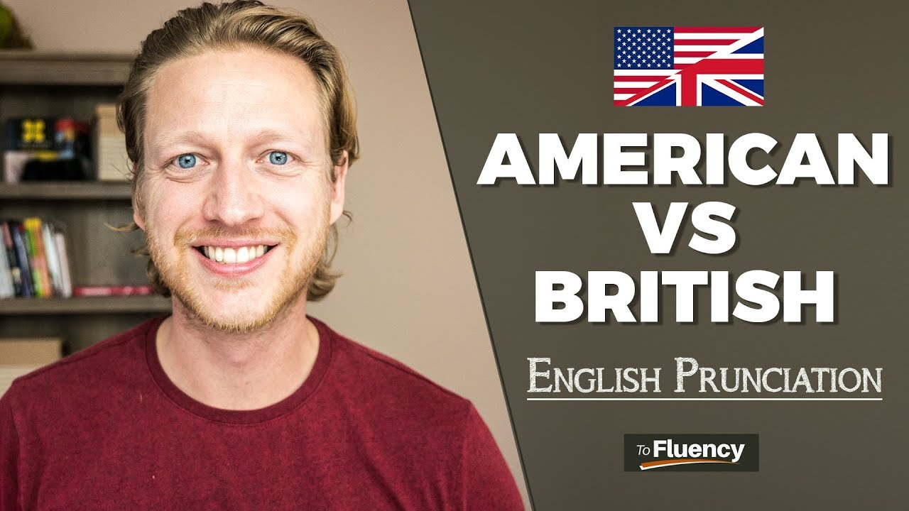 British Vs American English Pronunciation 3 Words That Americans