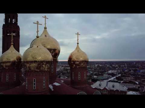 Кафедральный собор Воскресения Христова г. Вичуга