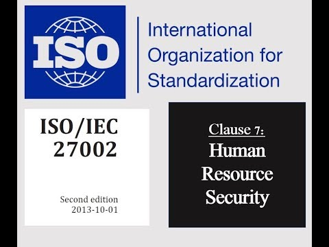 ISO 27002 - Control 7.2.2 - Information Security Awareness, Education and Training