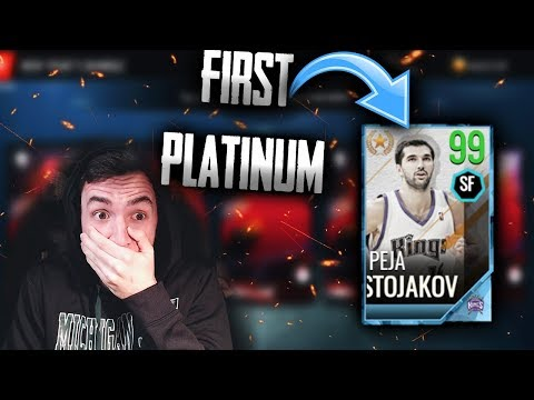 3 MIL NBA LIVE MOBILE RETURN SHOPPING SPREE!! MY FIRST PLATINUM!